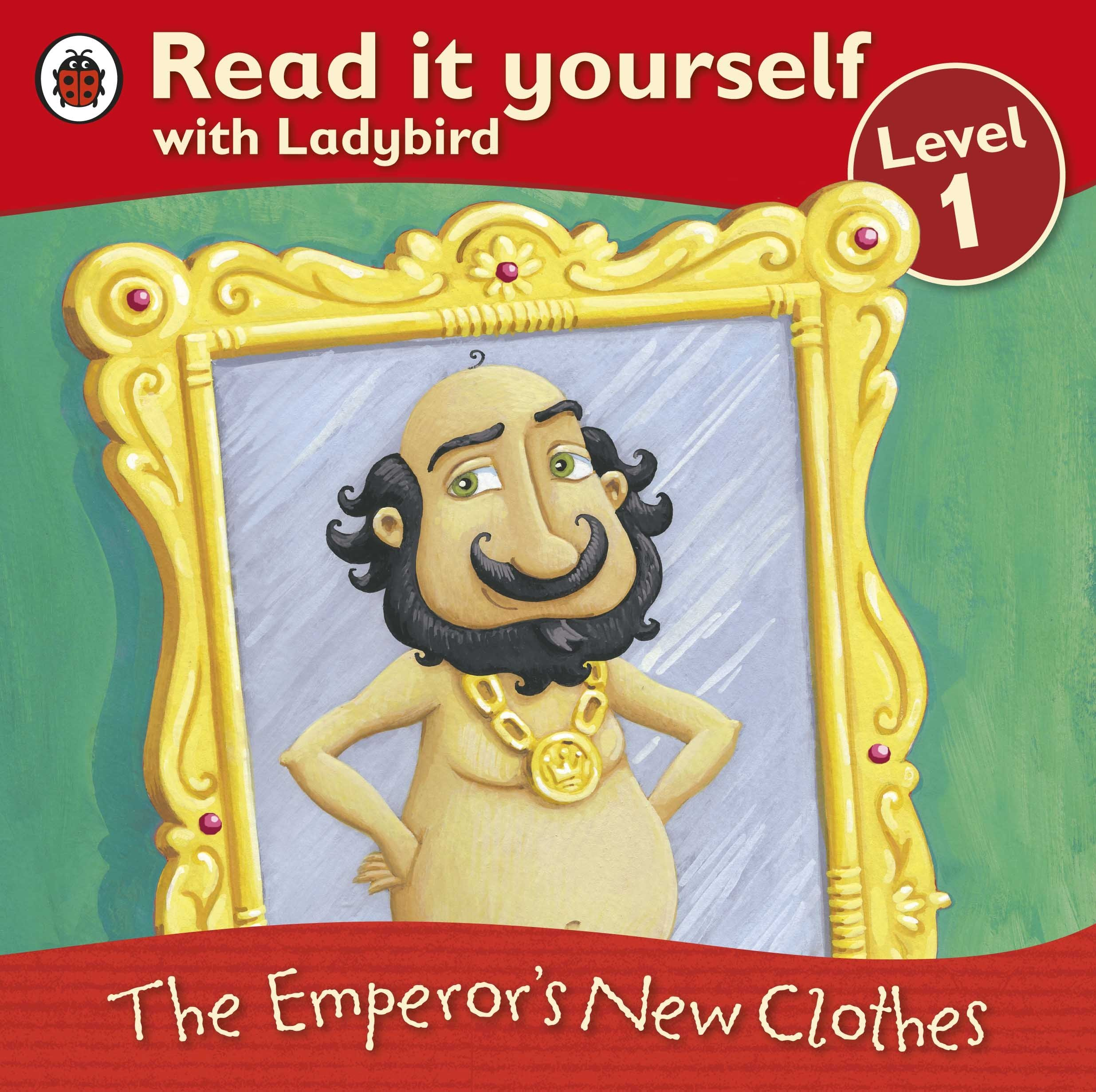 Buy The Emperors New Clothes Read It Yourself Level 1 Book Emperor Online At Low Prices In India