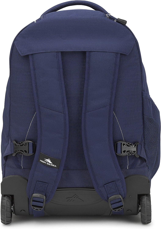 High Sierra Freewheel Backpack /& Lunchbox Set Island Ikat//True Navy