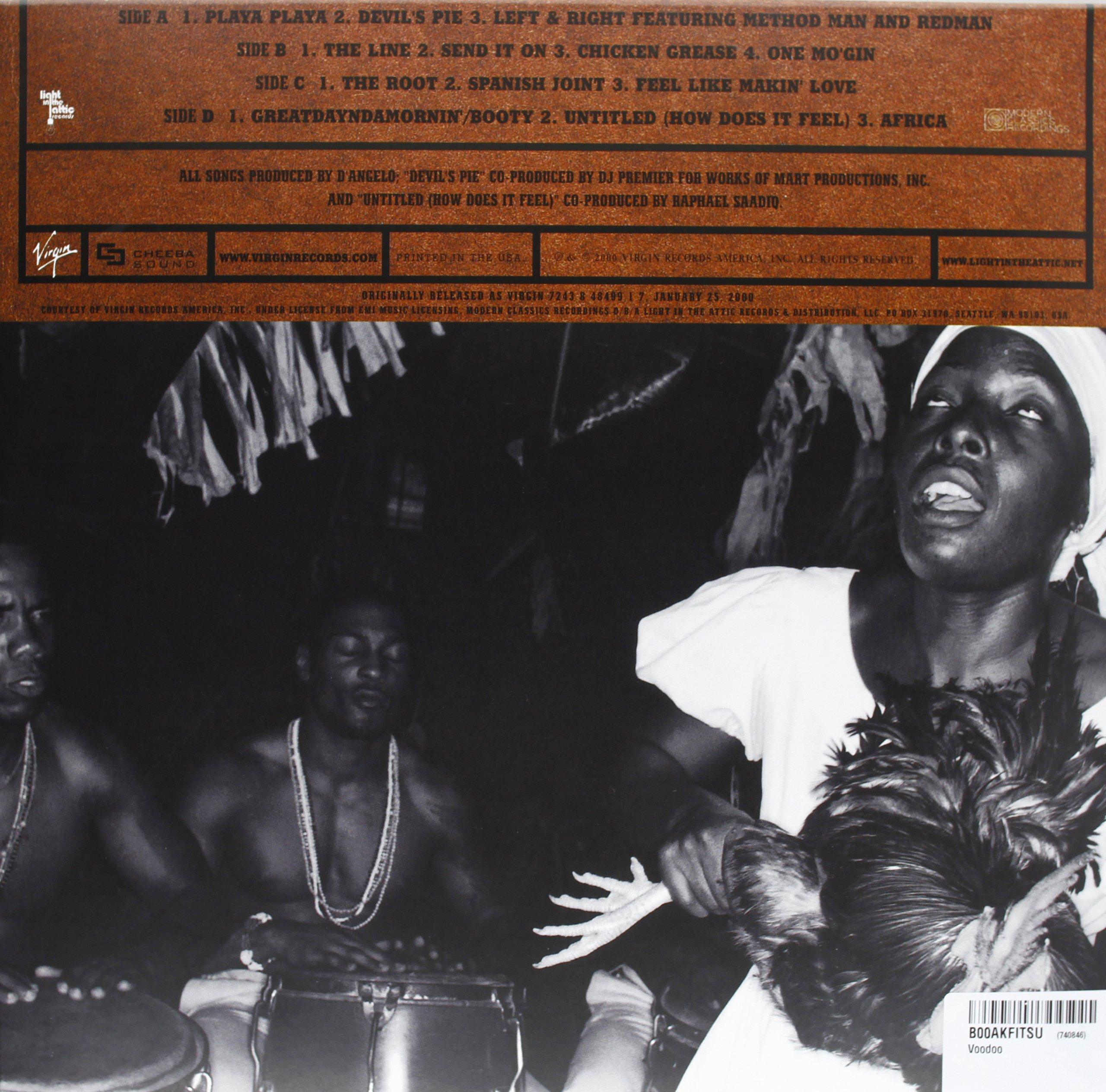 Voodoo [2-LP Gatefold Vinyl]
