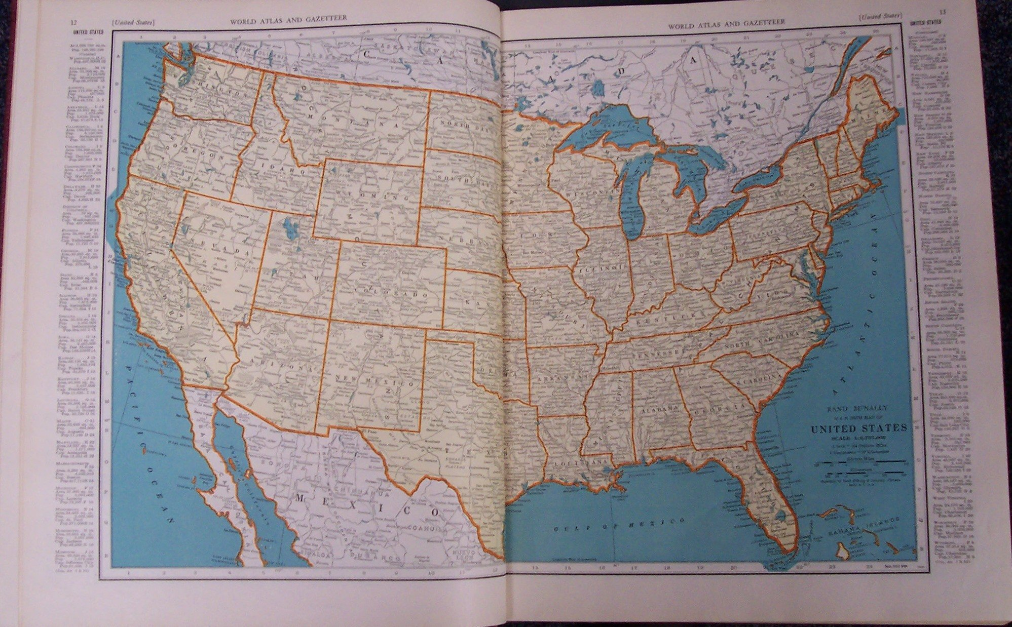 Colliers world atlas and gazetteer 1937 colliers amazon books gumiabroncs Choice Image