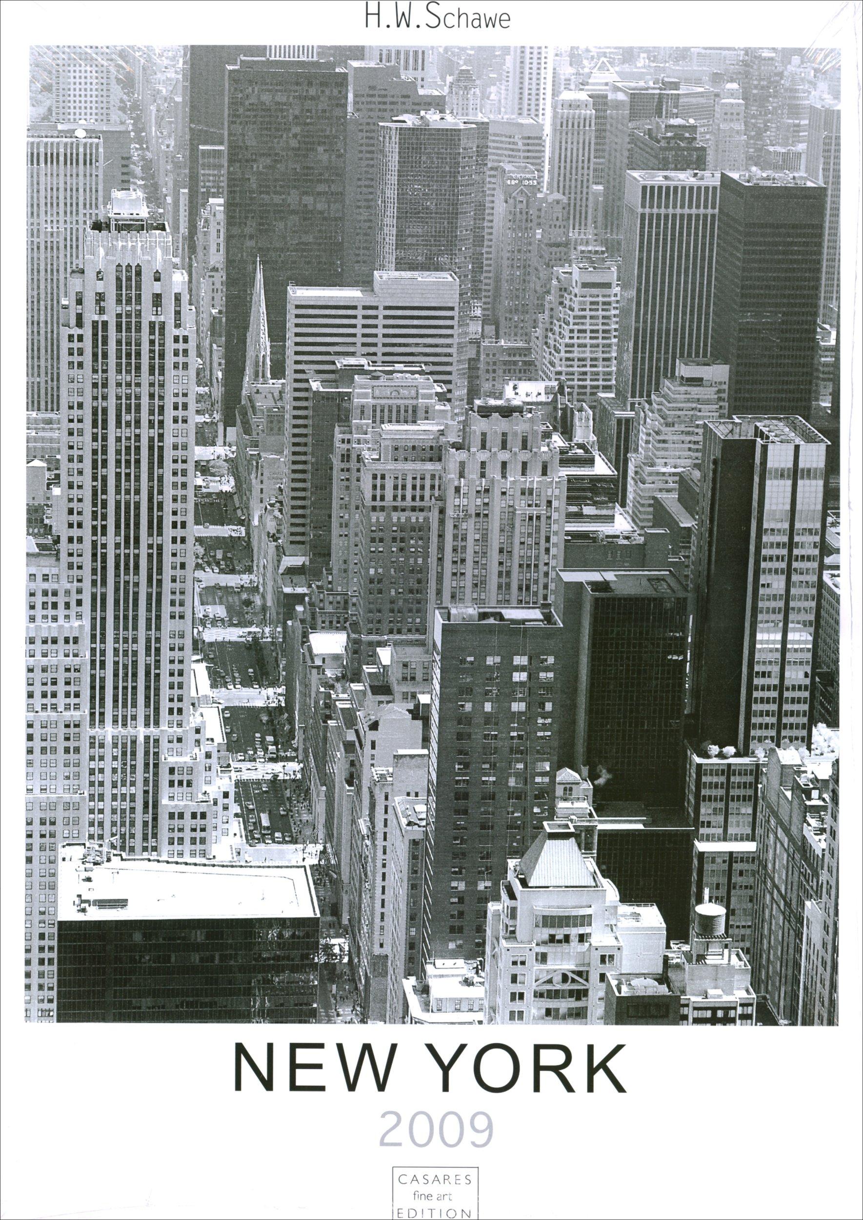 New York (59 x 42 cm) 2009