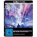 Blade Runner 2049 (Steelbook, + Blu-ray)