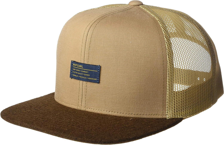 Rip Curl Mens Hanson Trucket Hat Baseball Cap