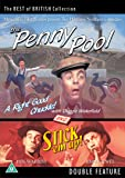 The Penny Pool / Stick Em Up (Double Bill) [DVD]