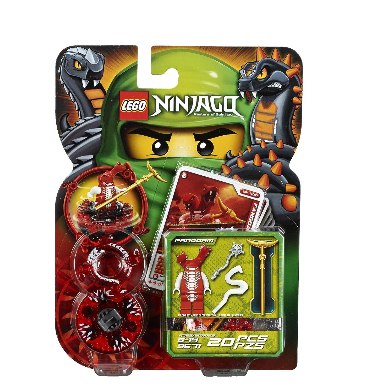 amazoncom lego ninjago 9571 fangdam toys games - Ninjago Rouge