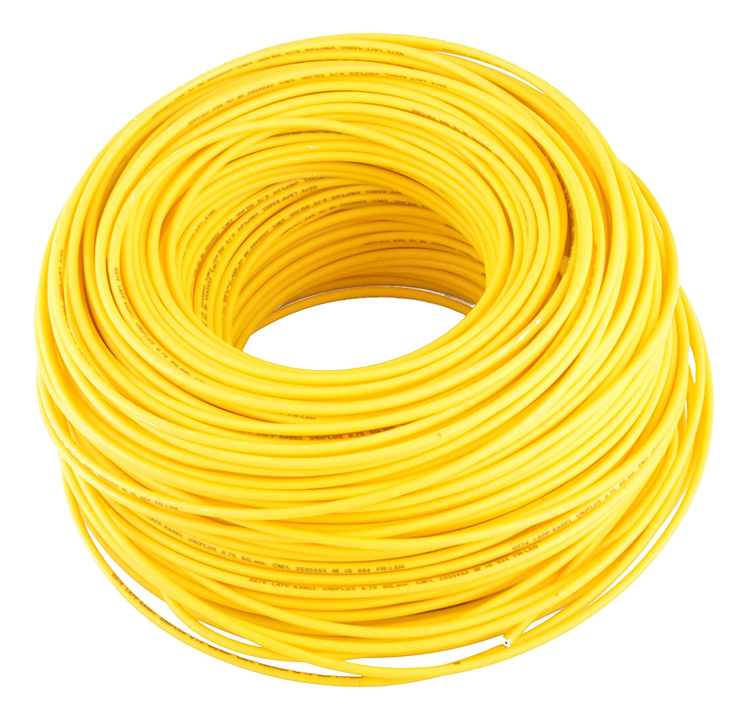 Cable buy electric cable 2 5 sq mm cable 1 5 sqmm wire product on - Lapp Kabel 1 5 Sq Mm Electrical Cable Yellow 1 Piece Amazon In Home Improvement