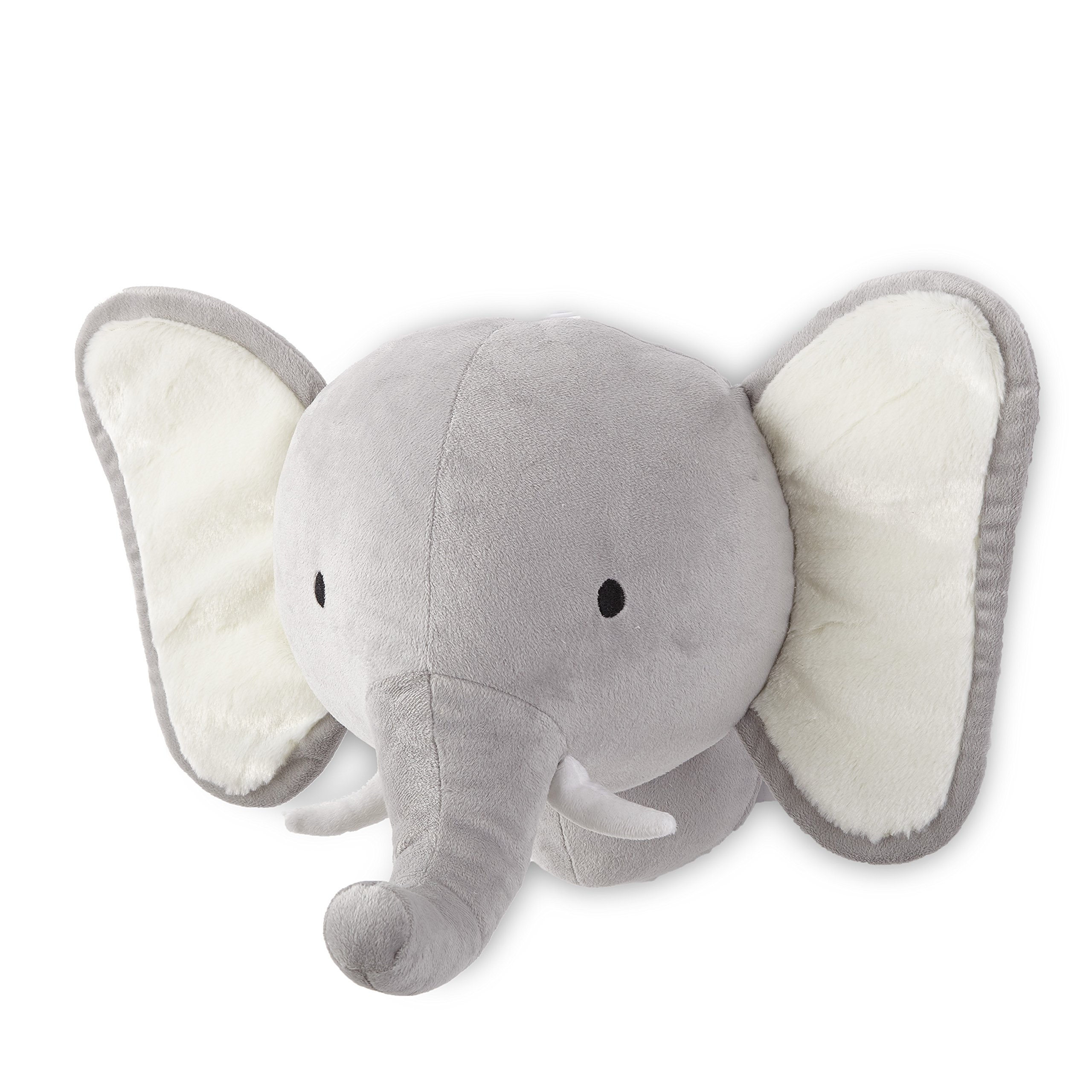 Levtex Home Baby Grey Elephant Head Wall Decor