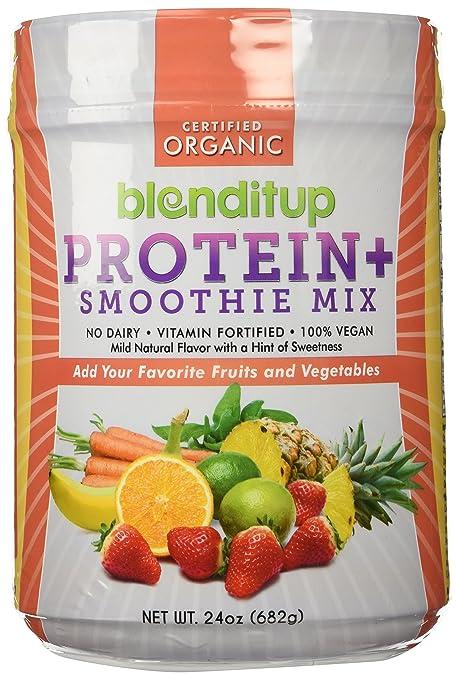 Vegan Organic Protein Powder