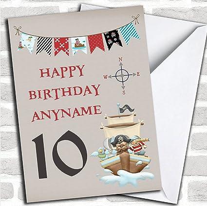 Tarjeta de felicitación de cumpleaños para niños con diseño ...