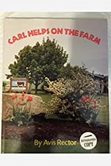 Carl Helps on the Farm Hardcover