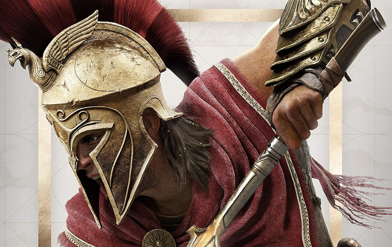 Amazon Com Kin Leung Dz 260 Assassins Creed Odyssey Armor Sword