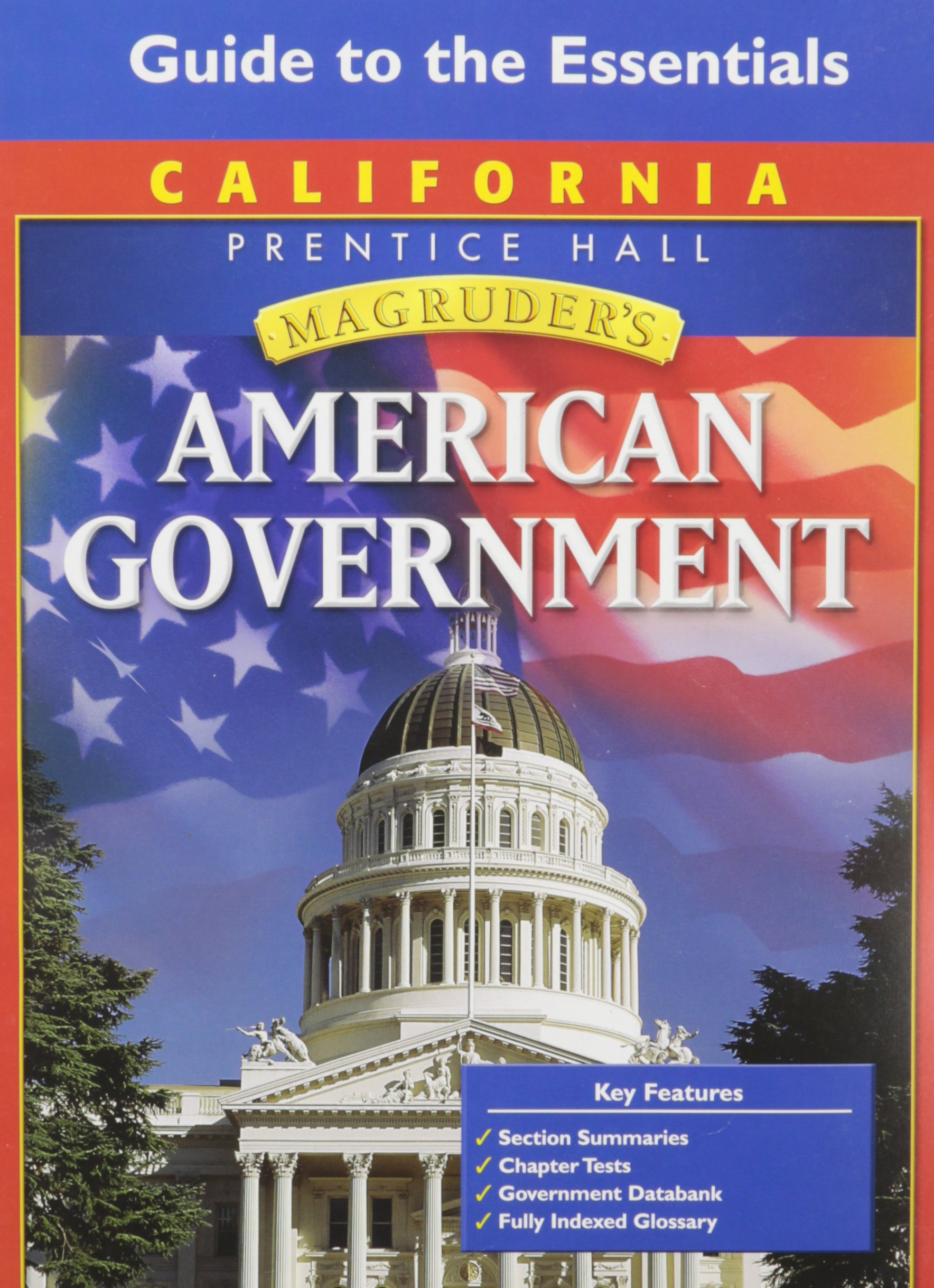 Amazon Magruder S American Government California