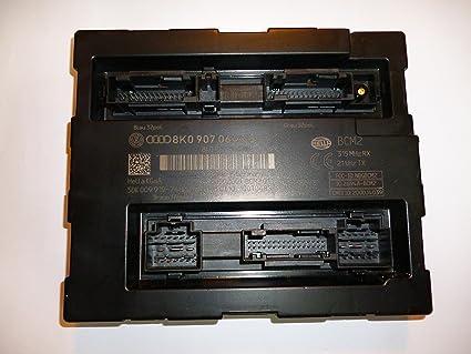 Electronic Control Module >> Audi A4 A5 Q5 Central Electronic Control Module Comfort
