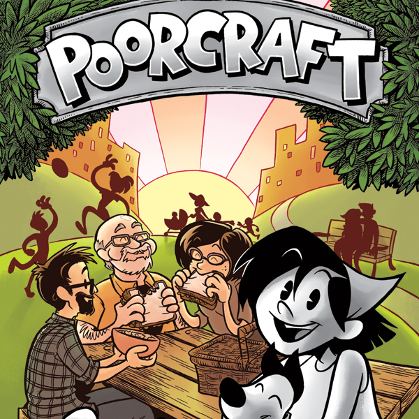 Poorcraft (Issues) (2 Book Series)