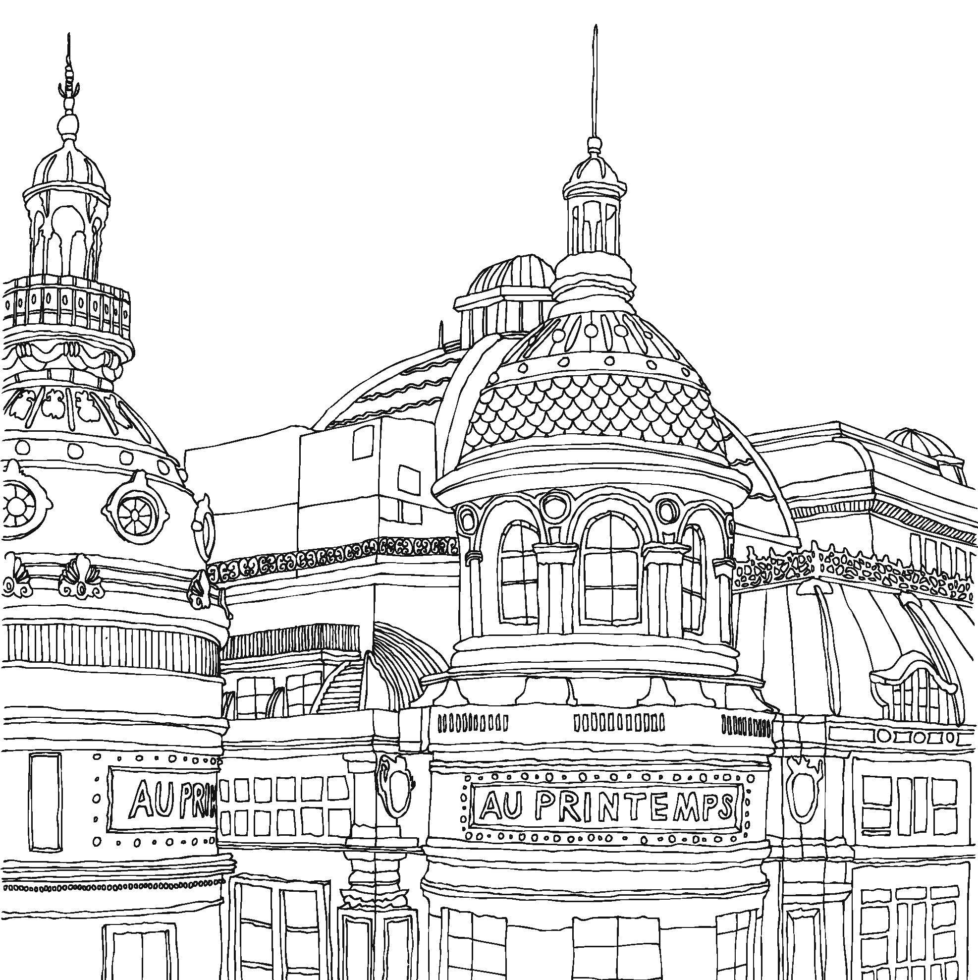 Stunning French Coloring Book Pictures - New Coloring Pages ...