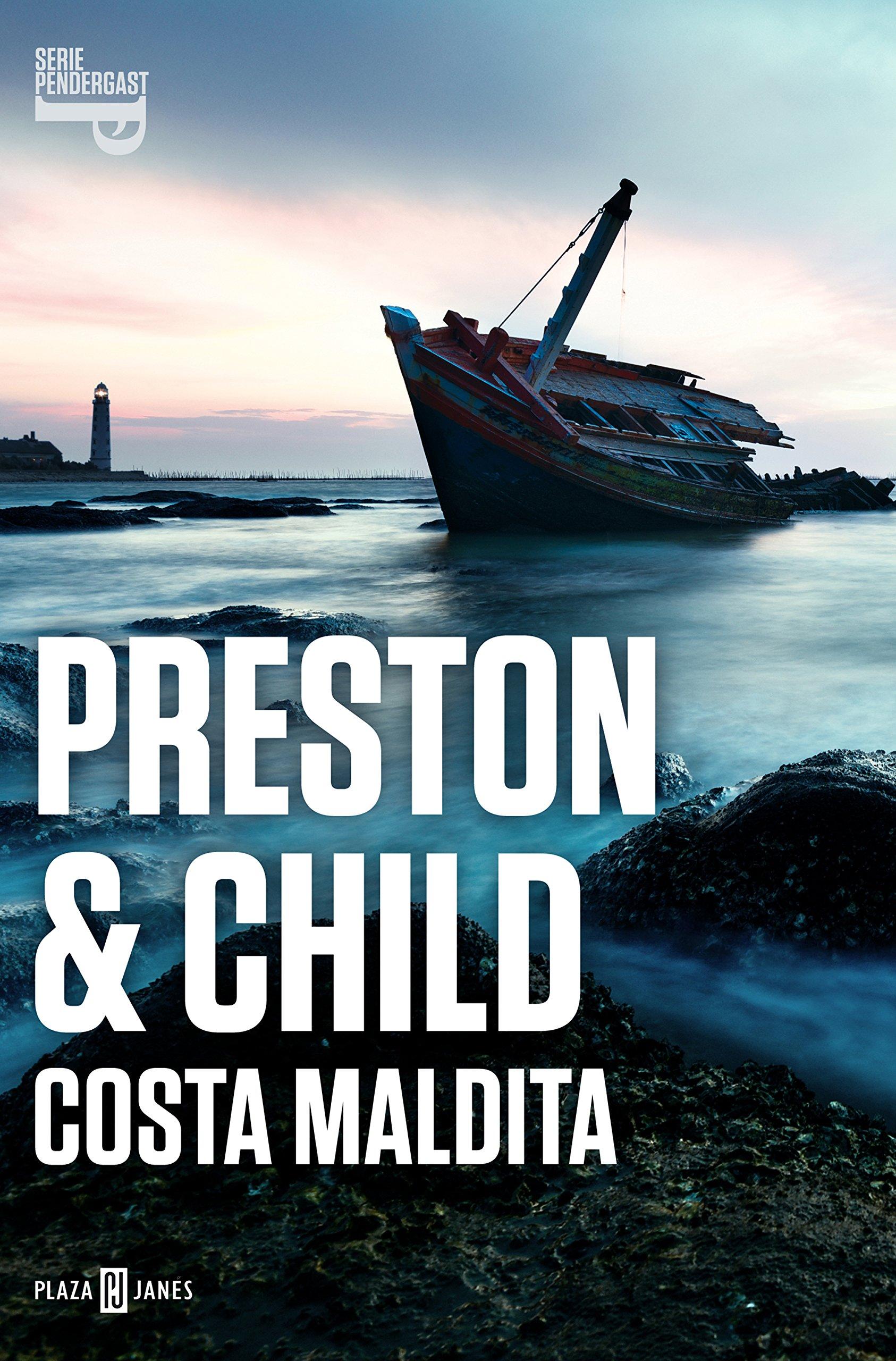 Costa maldita, Preston & Child (Pendergast, 15) 91ToN-O8m-L