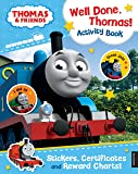 Thomas & Friends: Well Done, Thomas! Activity Book