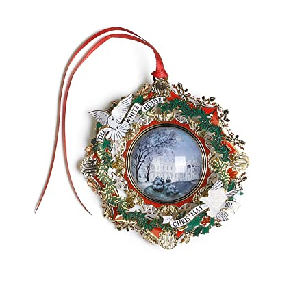 2013 white house christmas ornament the american elm tree - House Christmas Ornament
