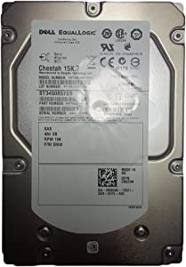 "Dell Equallogic 450GB 15K SAS 3.5"" 9FM066-057 0RG5VK 06PCYC PS6000 PS4000 PS5000 PS6010 (Certified Refurbished)"