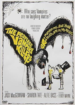 Fearless Vampire Killers [Reino Unido] [DVD]: Amazon.es: Cine y ...