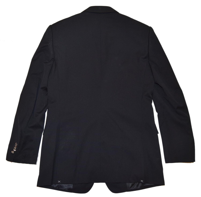 e6227dd6 Ralph Lauren Polo Black Label Mens Blazer Sport Coat Wool Italy ...