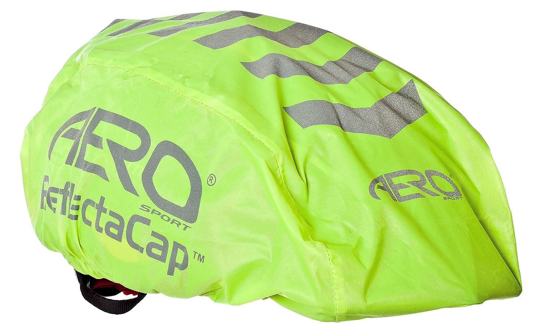 Aero Sport® ReflectaCap⢠3M Scotchlite Casque Housse réfléchissant Haute visibilité ARHC05
