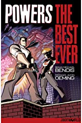 Powers: The Best Ever (Powers (2015-)) Kindle Edition