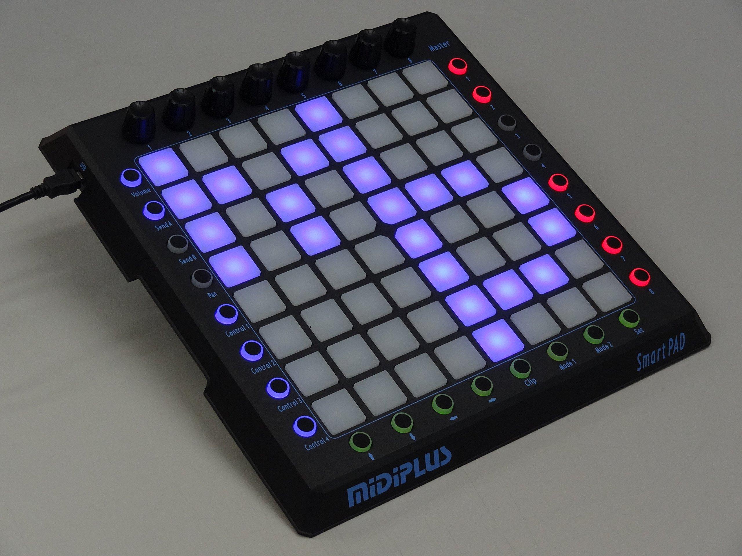 midiplus Smartpad USB MIDI Controller by Midiplus