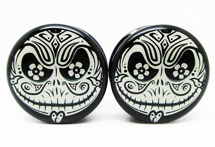 Amazon.com: Jack Skellington – B & W tapones para los oídos ...