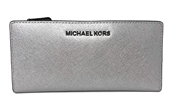 d3411c94afc2 Image Unavailable. Image not available for. Color: Michael Kors Jet Set  Travel Large Card Case Carryall ...