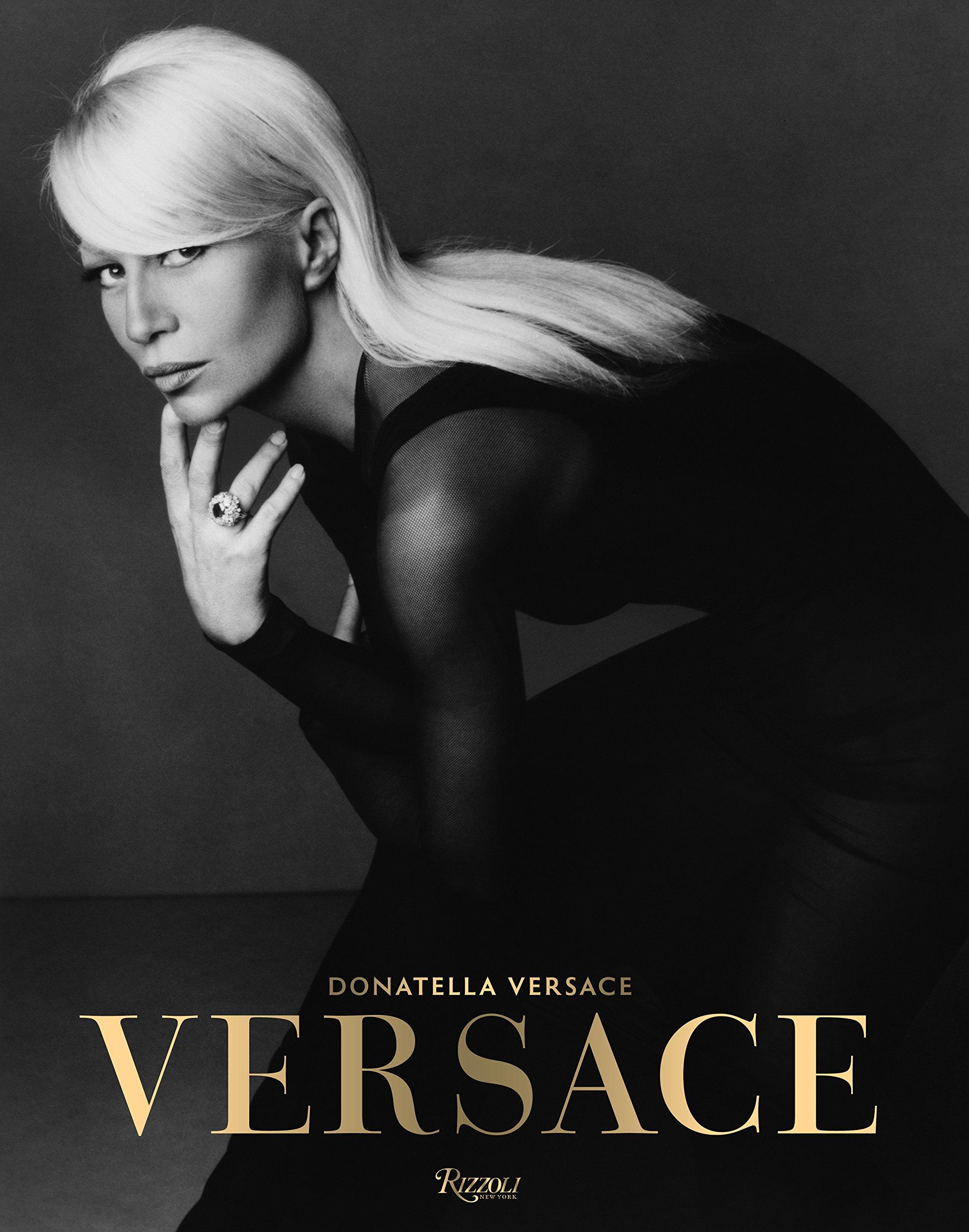 Versace Donatella Versace Maria Luisa Frisa Stefano Tonchi Tim