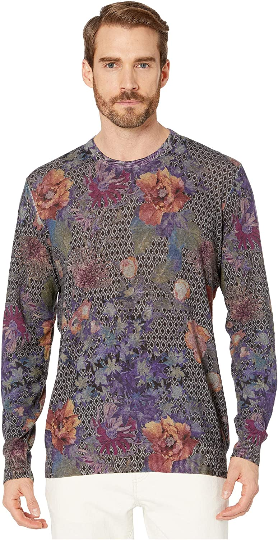 Robert Graham Mens Hawkeye L//S Sweater