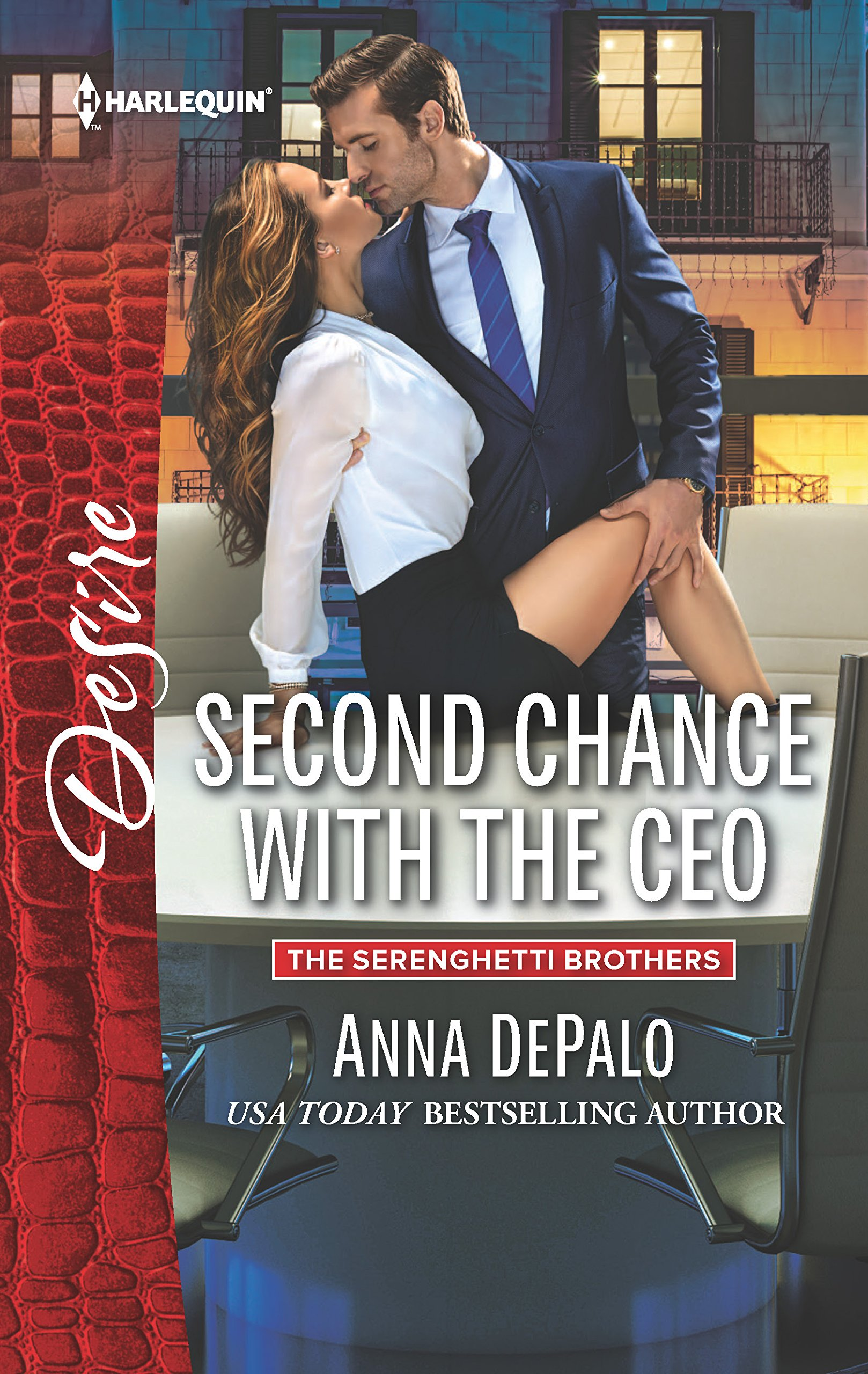 Second Chance CEO Serenghetti Brothers