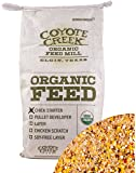 Coyote Creek Certified Organic Feed - Chick Starter - 20lbs