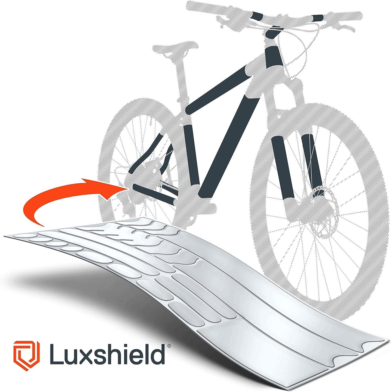 Luxshield Película Protectora de Pintura para Bicicleta Electrica ...