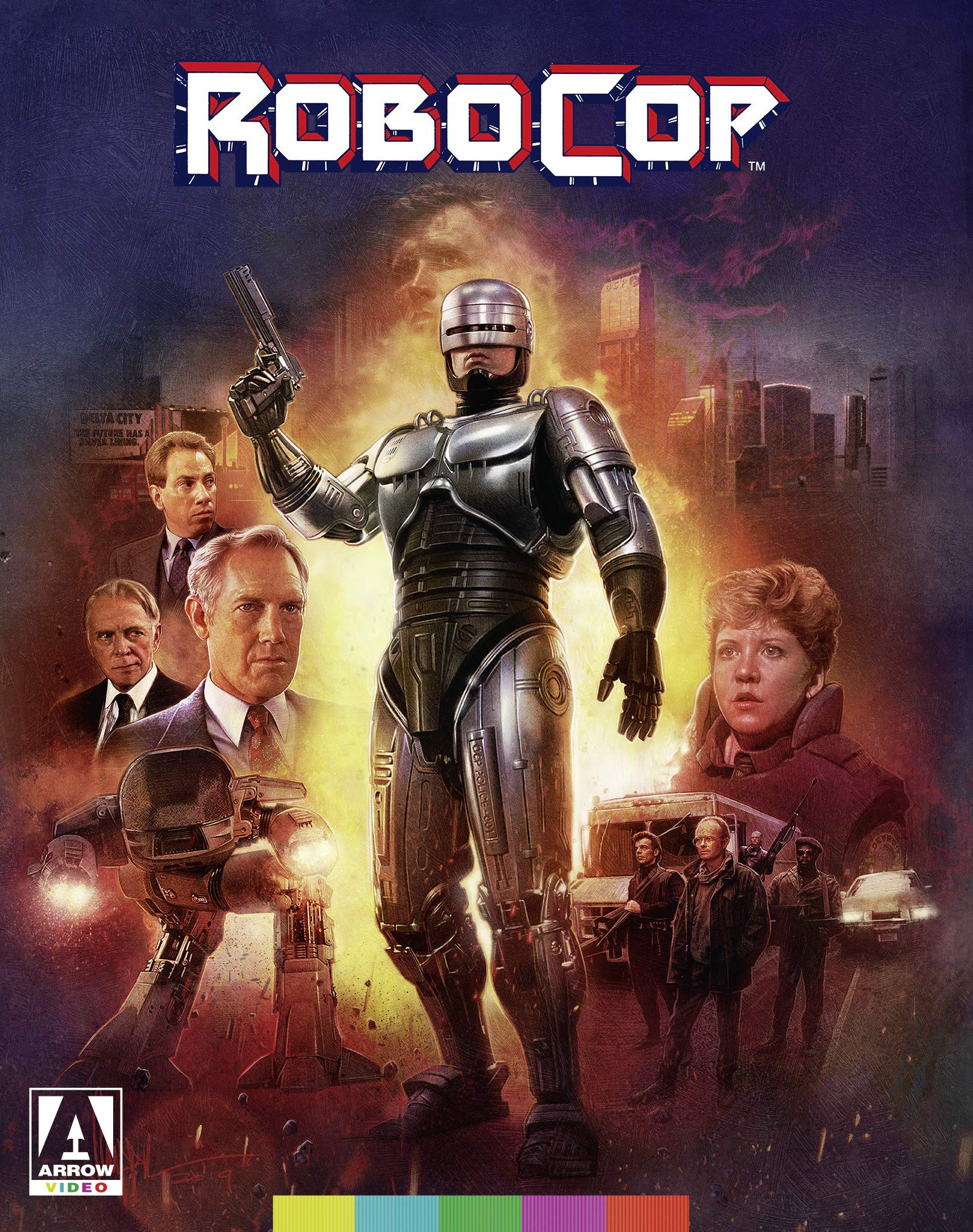 Робокоп / RoboCop [Remastered Director's Cut]