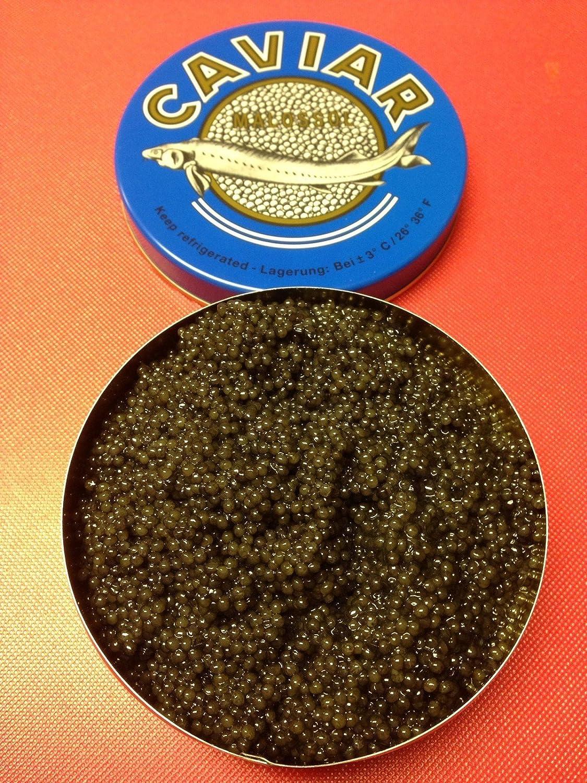 Paddlefish Black Caviar (230g / 8oz)