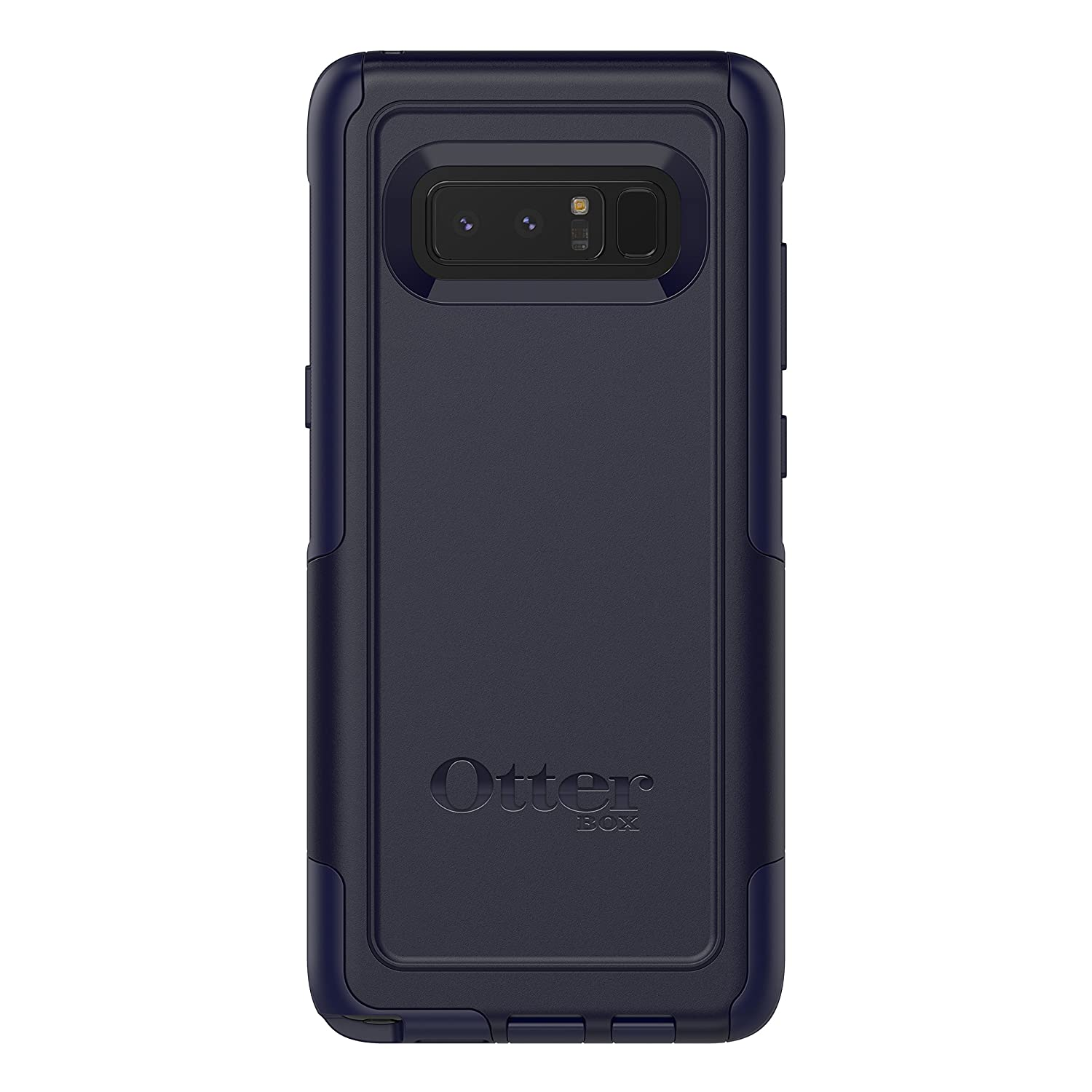 OtterBox COMMUTER SERIES Case for Samsung Galaxy Note8 - Retail Packaging - INDIGO WAY (MARITIME BLUE/ADMIRAL BLUE)