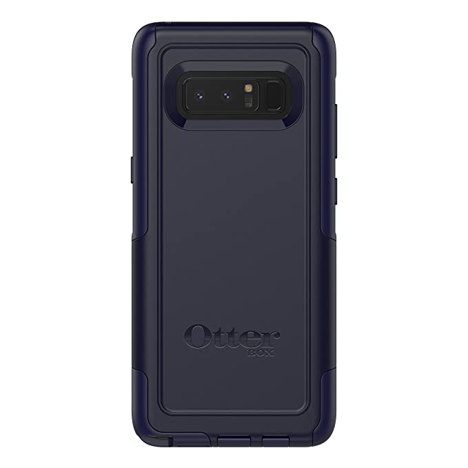 beab7179ce2055 Amazon.com  OtterBox COMMUTER SERIES Case for Samsung Galaxy Note8 - Frustration  Free Packaging - INDIGO WAY (MARITIME BLUE ADMIRAL BLUE)  Cell Phones   ...