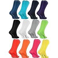 Rainbow Socks - Niño Niña Calcetines Largos Antideslizantes