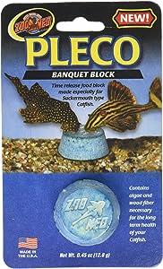 Zoo Med Laboratories Pleco Banquet Block