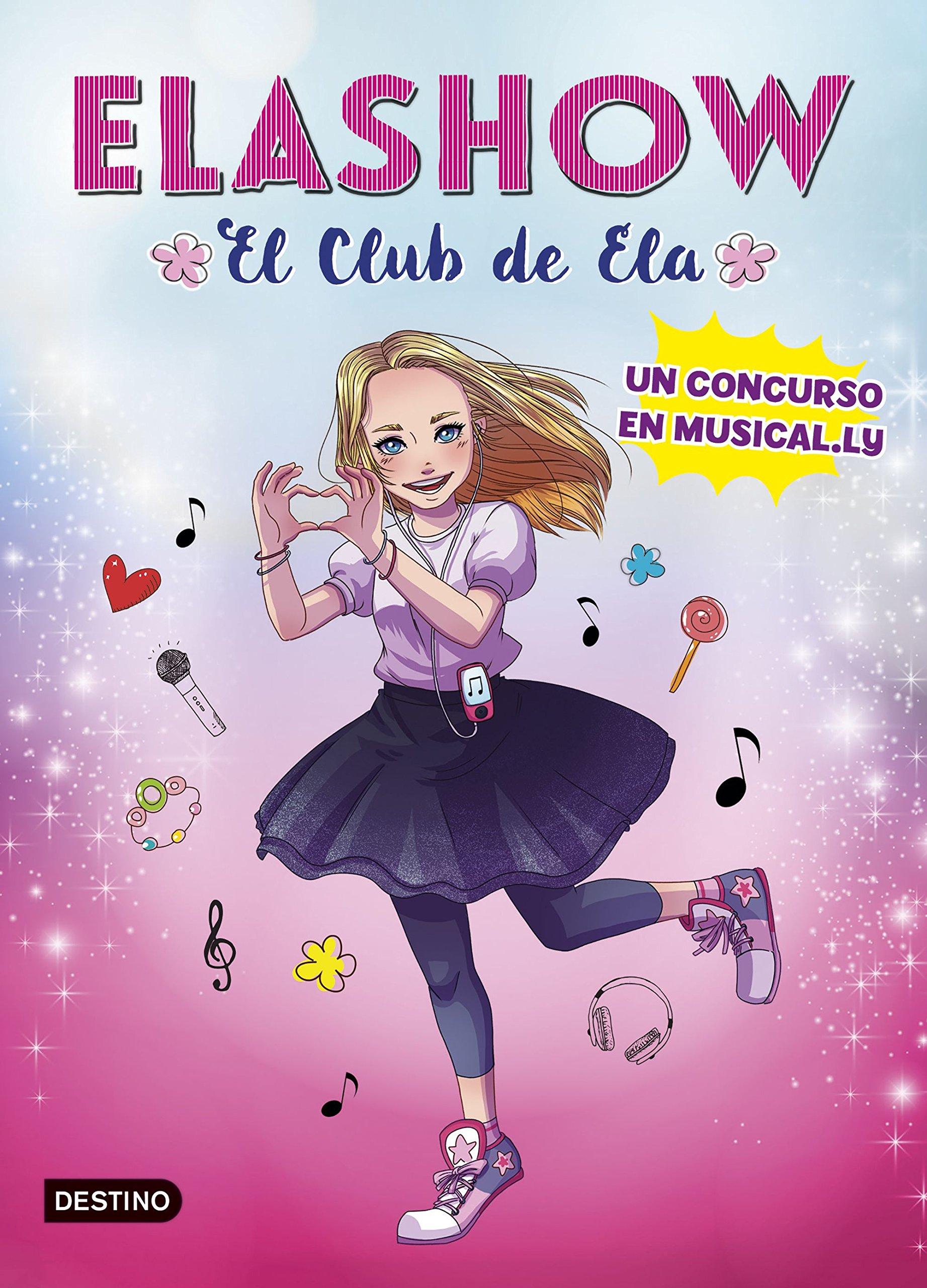 Elashow. Un concurso en Musical.ly Youtubers infantiles: Amazon.es ...