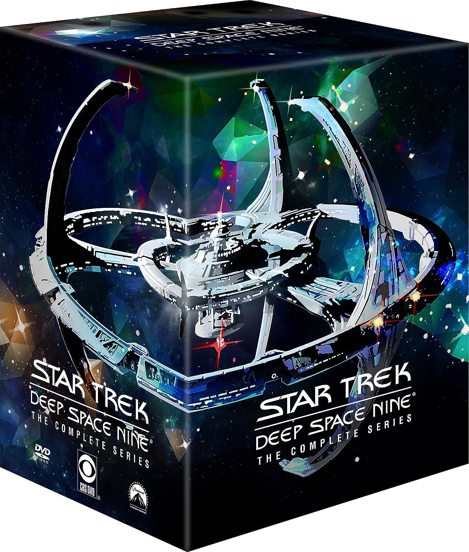 Star Trek - Deep Space Nine: The Complete Series USA DVD: Amazon.es ...