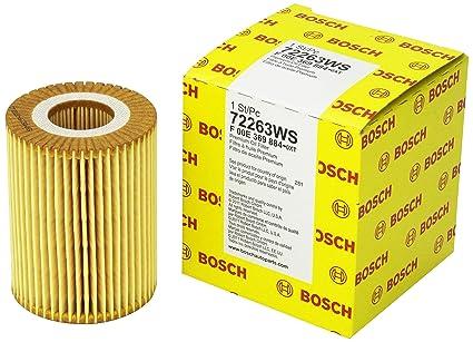 Bosch 72263 WS taller motor filtro de aceite: Amazon.es ...