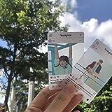 BTS BANTAN BOYS - Transparent Photo Cards 8pcs