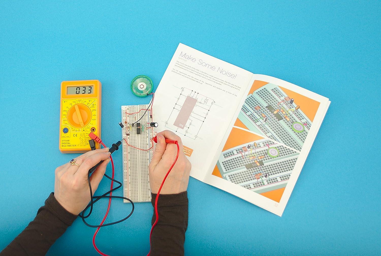 Amazon.com: DIY Design Electronics Kit: Sparkle Labs: Industrial ...