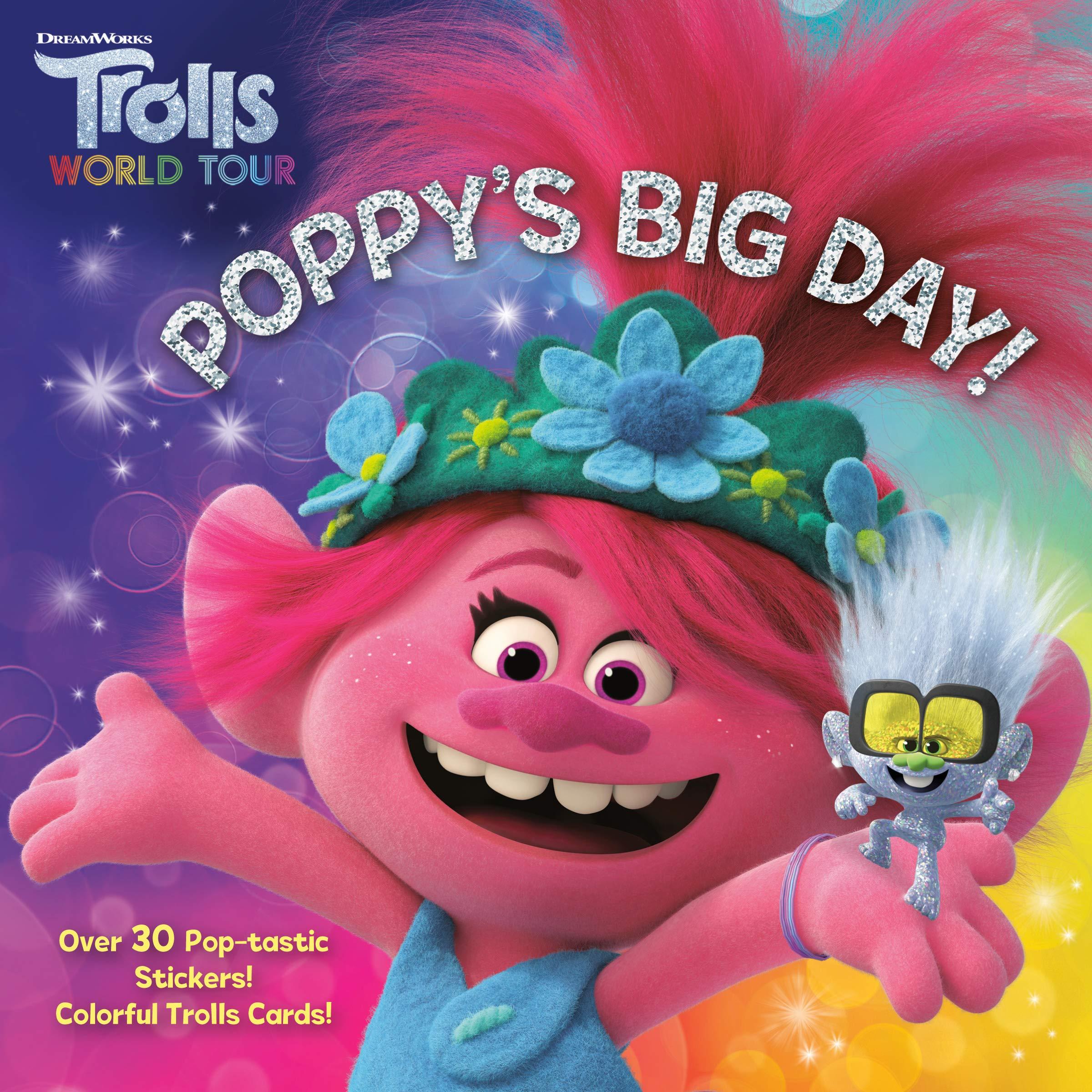 Poppy's Big Day! (DreamWorks Trolls World Tour) (Pictureback(R)): Random  House, Random House: 9780593122358: Amazon.com: Books
