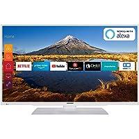 Telefunken XF40G511-W 102 cm (40 Zoll) Fernseher (Full HD, Triple Tuner, Smart TV, Prime Video)