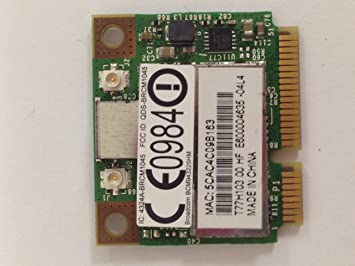 Acer Aspire M5-581TG Broadcom WLAN Download Drivers