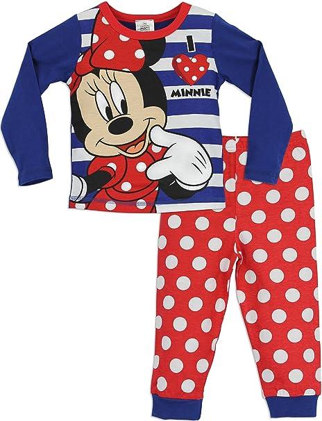 2e00a5712270 Minnie Mouse - Pijama para niñas - Disney Minnie Mouse: Amazon.es: Ropa y  accesorios